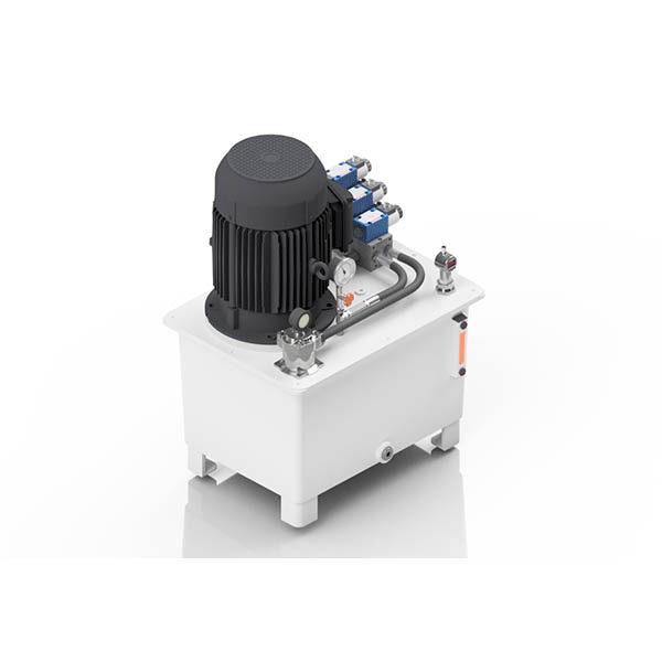 Hydraulics - Power & Control