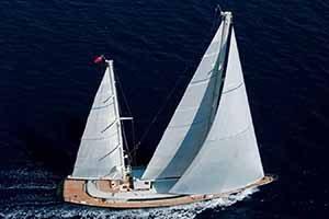 Superyacht Asahi