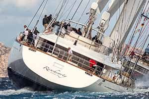 Superyacht Rosehearty