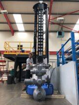 Vertical Instrument Deployment System